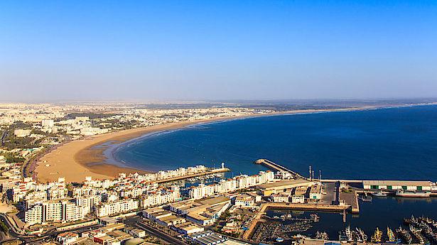 Marokko Agadir Urlaub Gunstig Sonnenklar Tv Urlaubsreisen Agadir