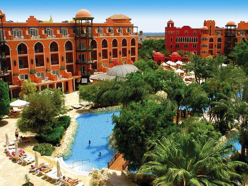 Grand Resort Hurghada Agypten Hurghada