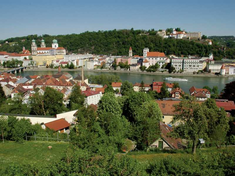 Ibb Passau City Centre In Passau Sonnenklar Tv